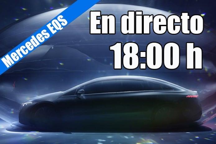 Presentación en directo del nuevo Mercedes EQS 2021