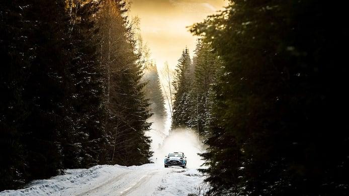 El Rally de Suecia busca la nieve en el norte para seguir en el WRC