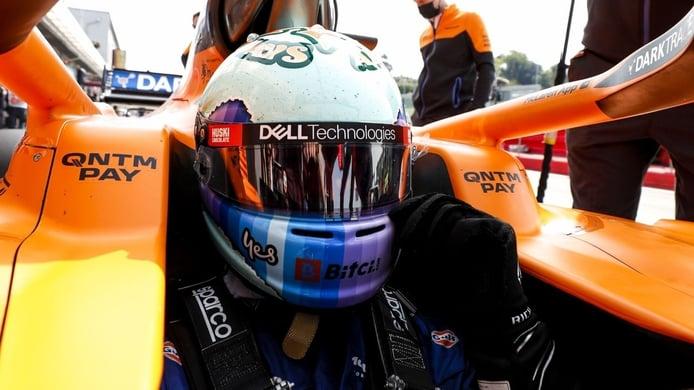 Ricciardo, el orgullo y el liderazgo de Norris en McLaren