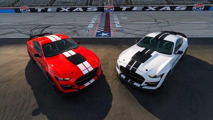Ford Performance presenta nuevo paquete de fibra de carbono para el Shelby GT500