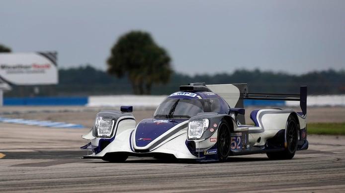 Tech1 dará soporte a PR1 Mathiasen en su debut en las 24 Horas de Le Mans