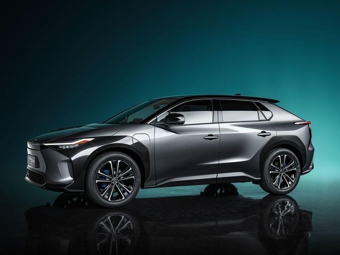 Toyota desvela el nuevo bZ4X concept, el primer SUV eléctrico de la gama bZ