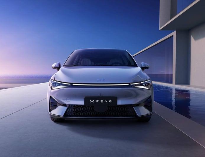 El nuevo Xpeng P5 le planta cara al Tesla Model 3 con su avanzada tecnología