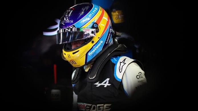 Alonso, preparado para Bakú: «Siempre disfruto allí y se puede adelantar»