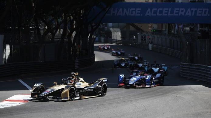 António Félix Da Costa gana sobre la bocina el agónico ePrix de Mónaco