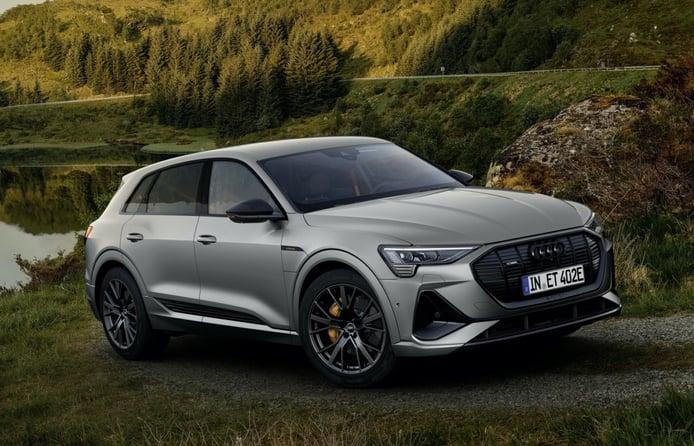 Audi e-tron S line black edition, una edición especial con un extra de deportividad