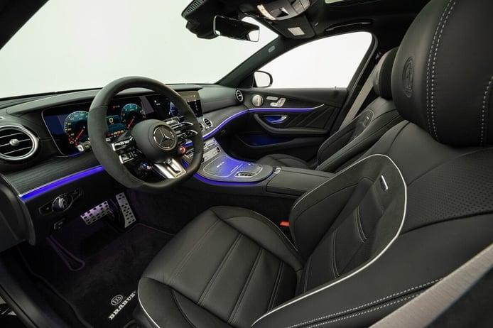 Foto BRABUS 800 - interior