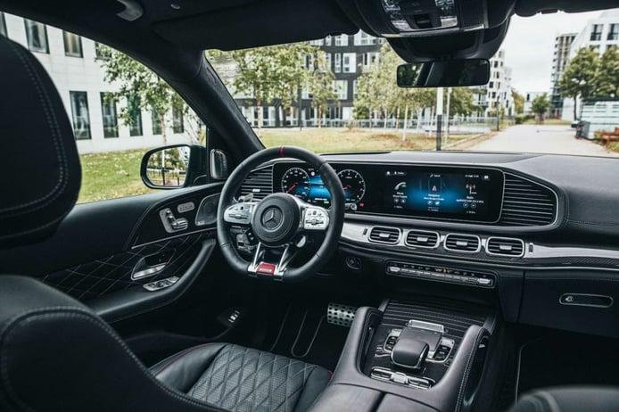 Foto BRABUS 800 Mercedes-AMG GLS 63 - interior