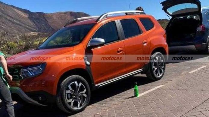 Así es el nuevo Dacia Duster 2021, ¡al descubierto la renovación del popular SUV!