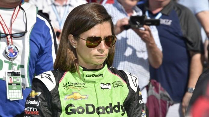 Danica Patrick, tercera mujer en pilotar el 'coche de seguridad' de la Indy 500