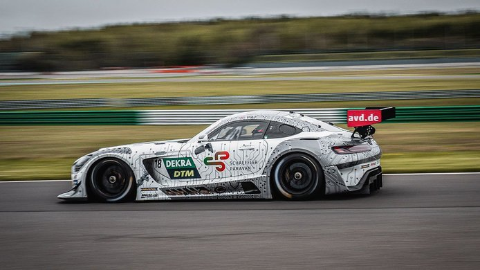 El DTM usará un sólo compuesto Michelin en su primera temporada GT3