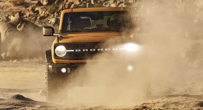 Ford insinúa por primera vez la llegada de un futuro Bronco 100% eléctrico