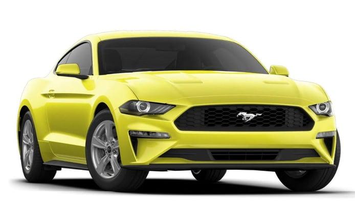 Estos son los nuevos colores de la gama Ford Mustang 2021