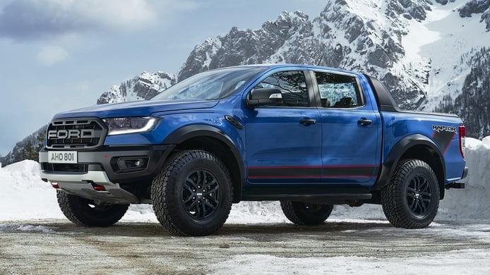 Ford Ranger Raptor Special Edition, más exclusividad para el icónico pick-up