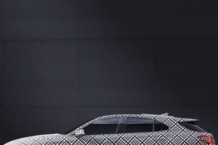 Primeros teasers del nuevo Genesis G70 Shooting Brake, el familiar se acerca