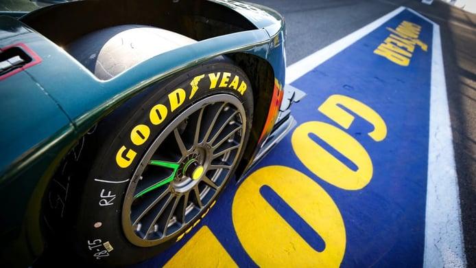 Goodyear, actor clave del ajuste de rendimiento de los LMP2