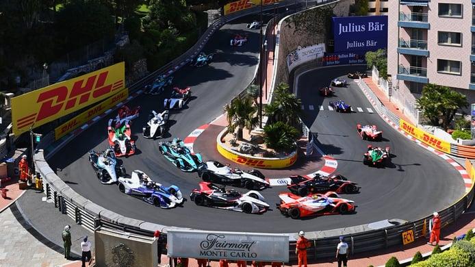 Highlights del ePrix de Mónaco de la Fórmula E 2020-21