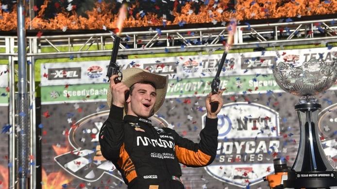 Pato O'Ward logra su primera victoria y la de McLaren SP en las 375 millas de Texas