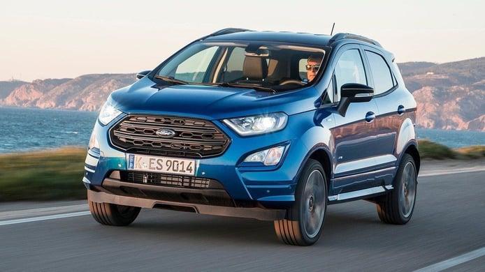 Italia -  Abril 2021: El Ford Ecosport vuelve al top 50