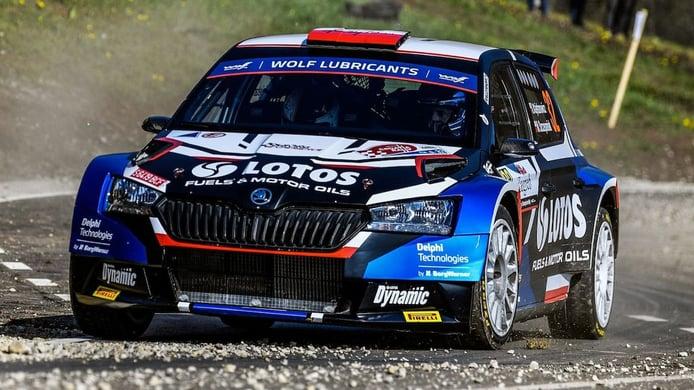 Kajetan Kajetanowicz, ofensiva en WRC3: «Necesito ser mucho más rápido»