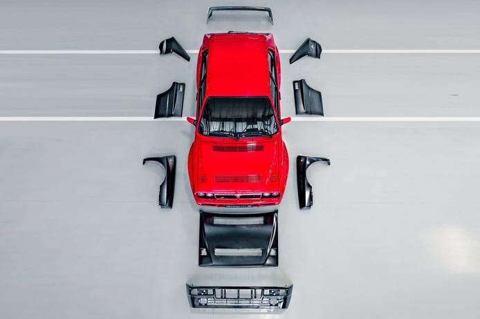 Stellantis vuelve a fabricar piezas para clásicos como el Lancia Delta HF Integrale Evo