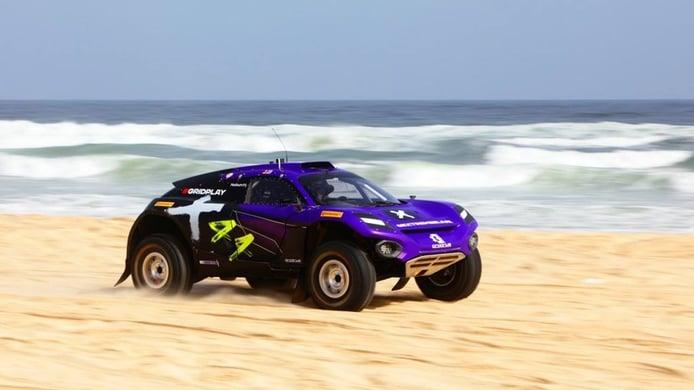 Loeb y Gutiérrez también mandan en la segunda 'qualy' del Ocean X-Prix