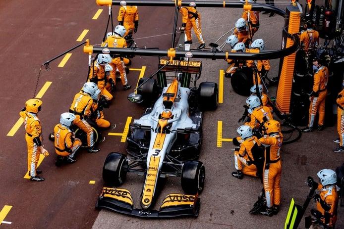 McLaren lo tiene claro: el coche de Ricciardo no es inferior al de Norris