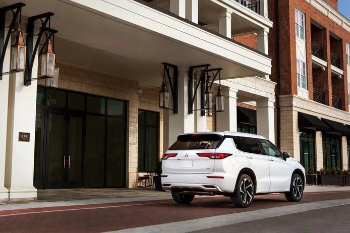 La nueva generación del Mitsubishi Outlander PHEV debutará en 2022