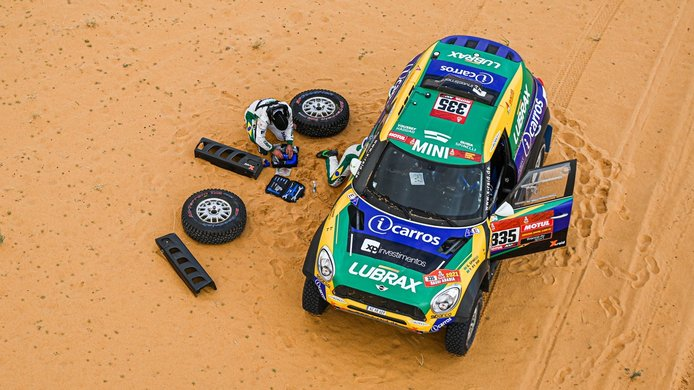 T1 4x4, T1 4x2, T1+ y T1 E: ¿Qué 'carajo' prepara el Dakar para 2022?