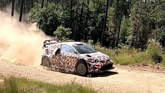 Nuevo test de los 'Rally1' de Toyota y Hyundai en Portugal y Cerdeña