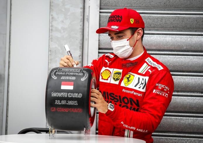 A la espera del estado del Ferrari de Leclerc, así queda la parrilla del GP de Mónaco