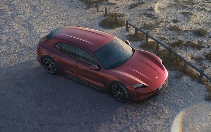 Una filtración desvela los Porsche Taycan GTS y Taycan Sport Turismo GTS