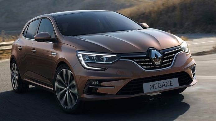 El Renault Mégane gasolina de 140 CV con acabado Intens, ¿cuál es su precio?