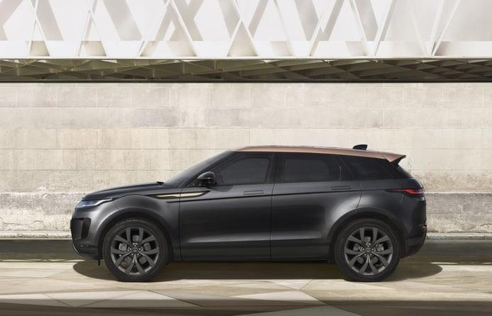 El nuevo Range Rover Evoque Bronze Collection Special Edition llega a Alemania