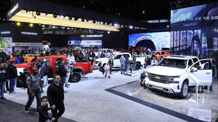 El Salón del Automóvil de Chicago 2021 será una realidad y ya tiene fecha