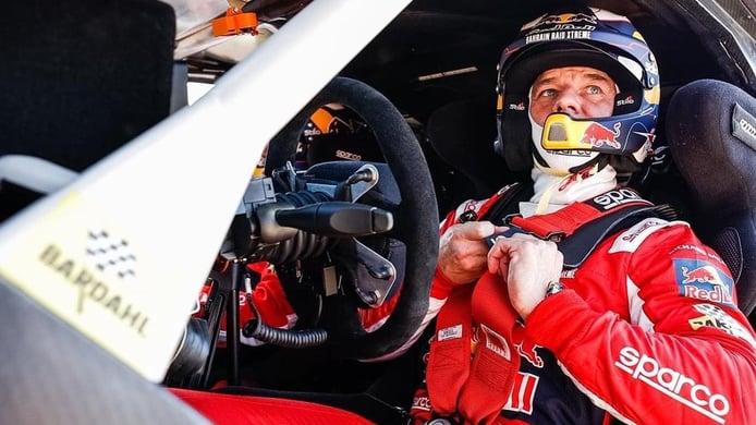 Sébastien Loeb elige al belga Fabial Lurquin como su nuevo copiloto
