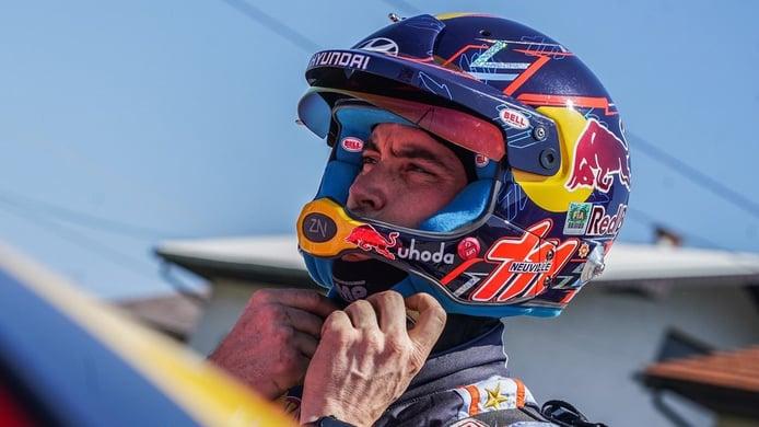 Thierry Neuville se impone en el Rally Targa Florio para World Rally Cars