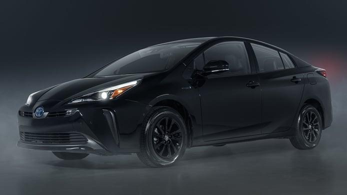 Toyota Prius Nightshade Edition, una versión especial elegante y deportiva