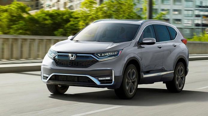 México - Abril 2021: El Honda CR-V regresa con fuerza al Top 10