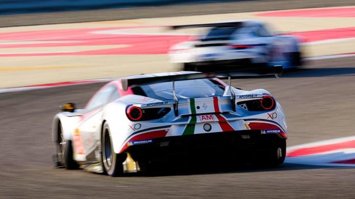 AF Corse gestionará los prototipos hypercar de Ferrari en el WEC