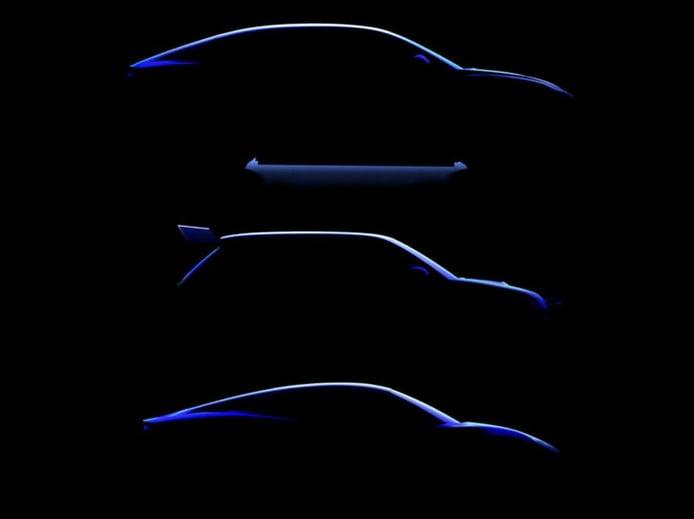 Alpine revela nuevos detalles sobre sus 3 futuros modelos eléctricos