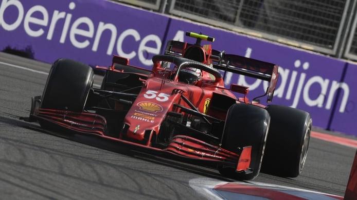 Amargo octavo puesto para Sainz: «El feeling con el neumático me ha costado la carrera»