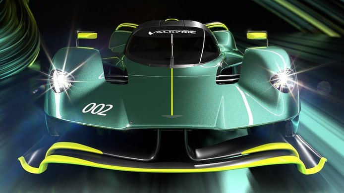 Aston Martin Valkyrie AMR Pro, el hiperdeportivo con el que siempre has soñado