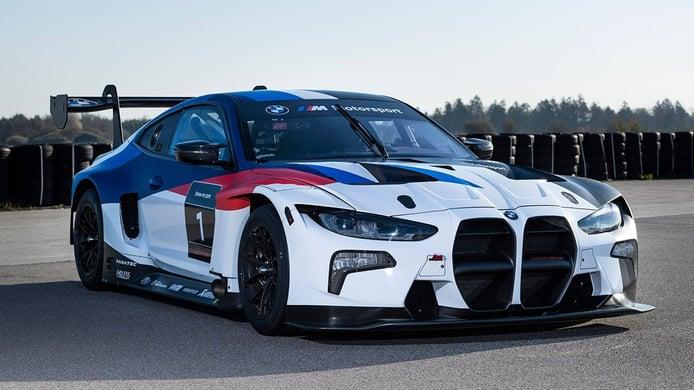 BMW Motorsport presenta de forma oficial su nuevo BMW M4 GT3