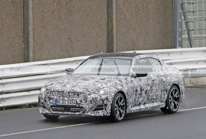 Últimas pruebas del nuevo BMW Serie 2 Coupé G42, que se destapa en estas fotos