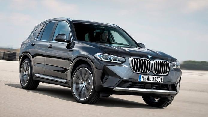 Nuevos BMW X3 y BMW X4 2021: renovación estética y otras mejoras