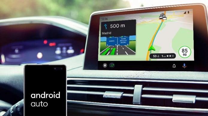 Coyote, el popular avisador de radares, ya es compatible con Android Auto