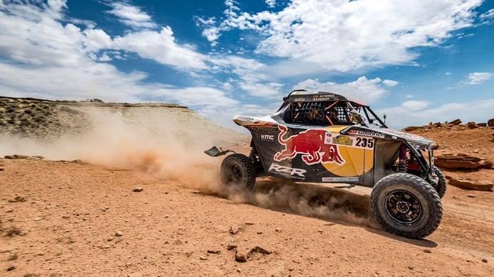 Cristina Gutiérrez gana el Rally de Kazajistán en la categoría T3