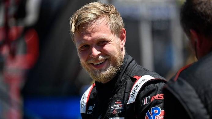 Debut por sorpresa de Kevin Magnussen en IndyCar con McLaren SP