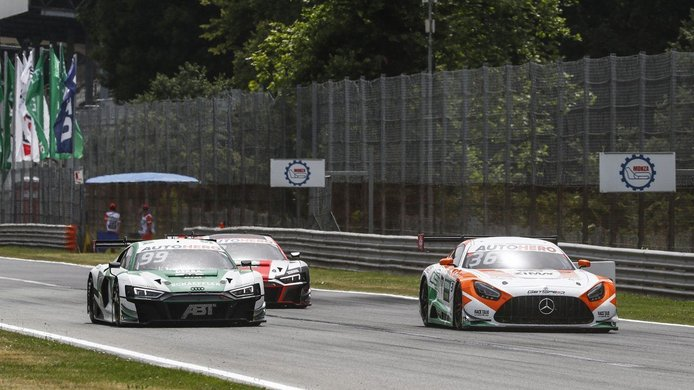 El DTM contará con público limitado en las citas de Lausitzring y Zolder